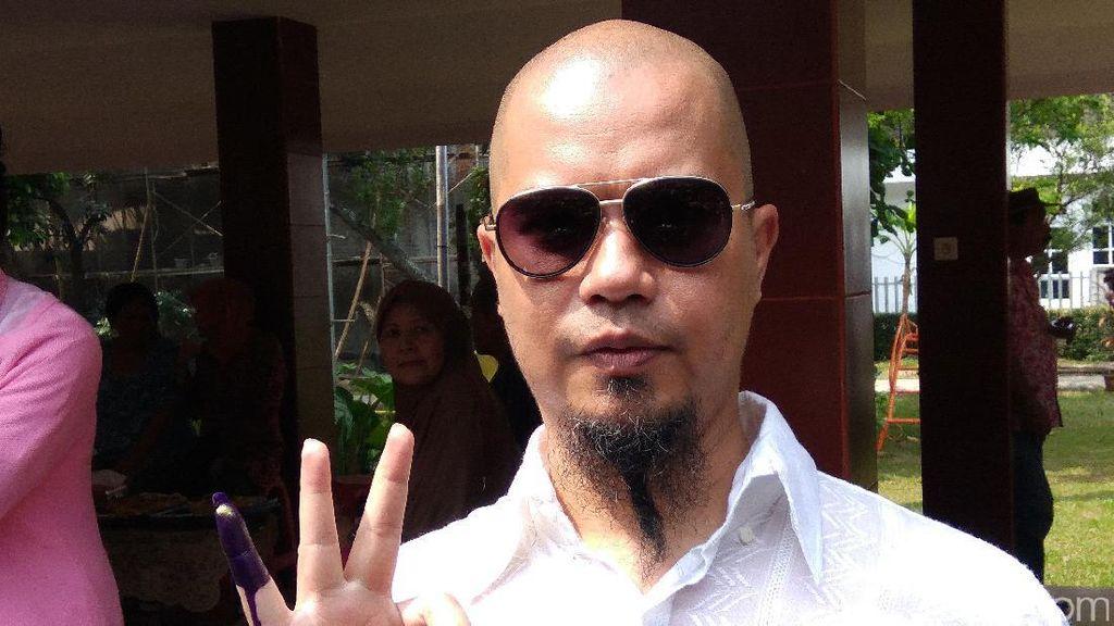 Jika Ahok Menang, Ahmad Dhani Pindah ke Cisarua
