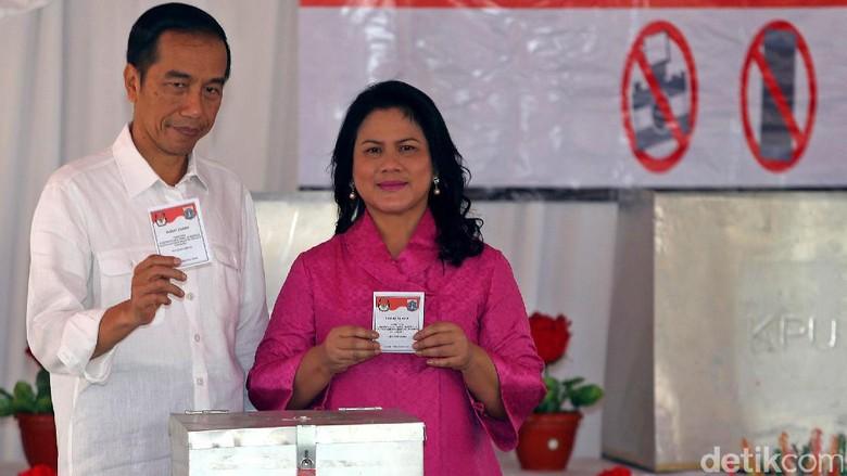 Presiden Jokowi Pilih Gubernur DKI