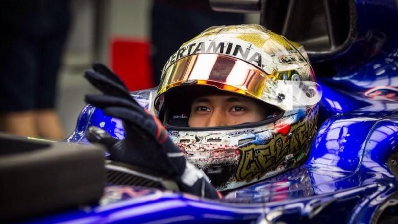 Bos Toro Rosso Puas dengan Performa Sean