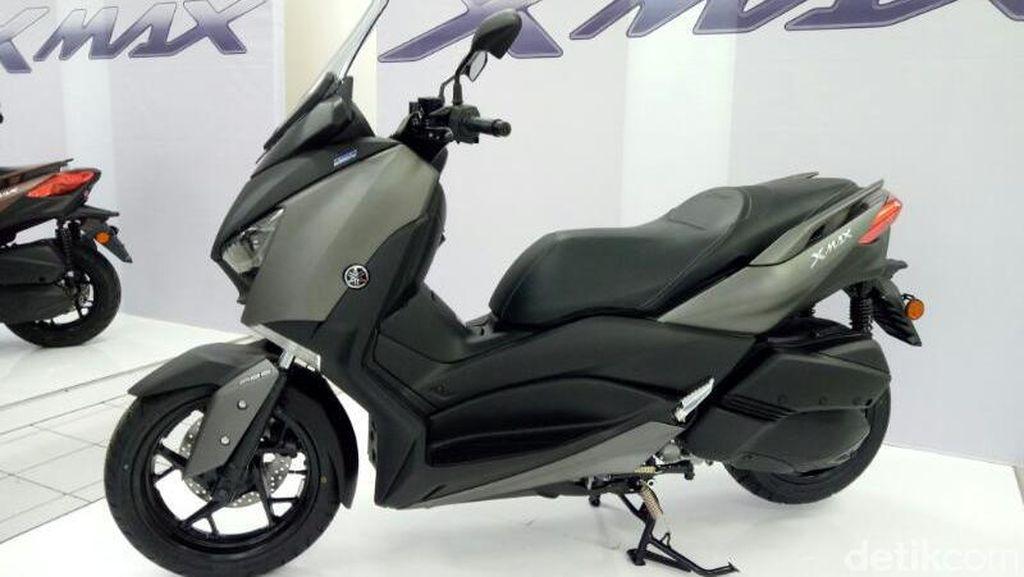 Yamaha Buka Lagi Order Online Skutik Premium XMAX