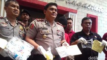 Edarkan Pil Hexymer, Pria Asal Karanganyar Ditangkap Polisi