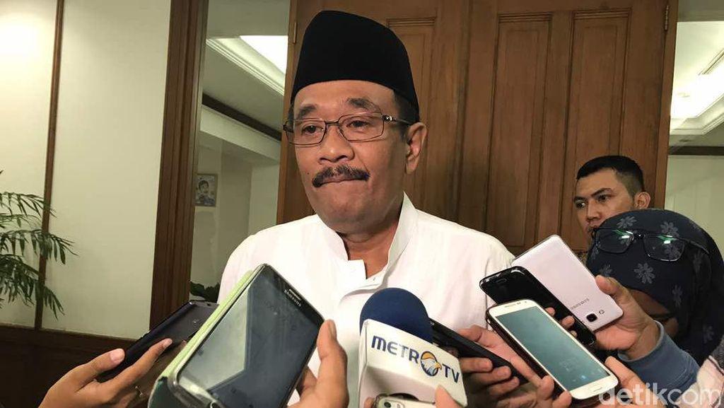 Djarot: Kami Tetap Kerja Keras Melayani Warga Jakarta