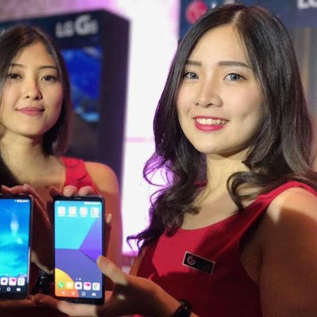 LG Tak Mau Flagship G7 Pakai Prosesor Lawas