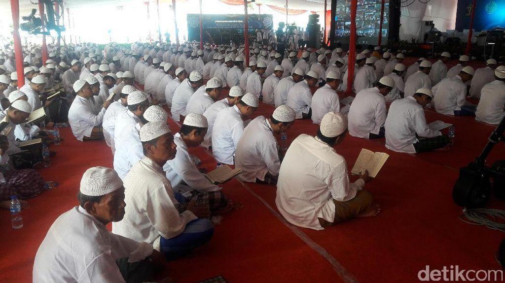 57.364 Warga Binaan Lapas Pecahkan Rekor Nusantara Mengaji