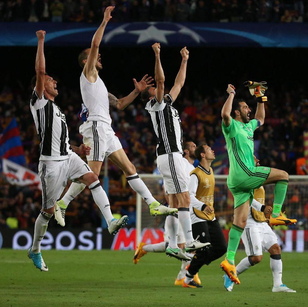 Presiden FIGC: Juve Punya Semua Atribut untuk Menangi Treble