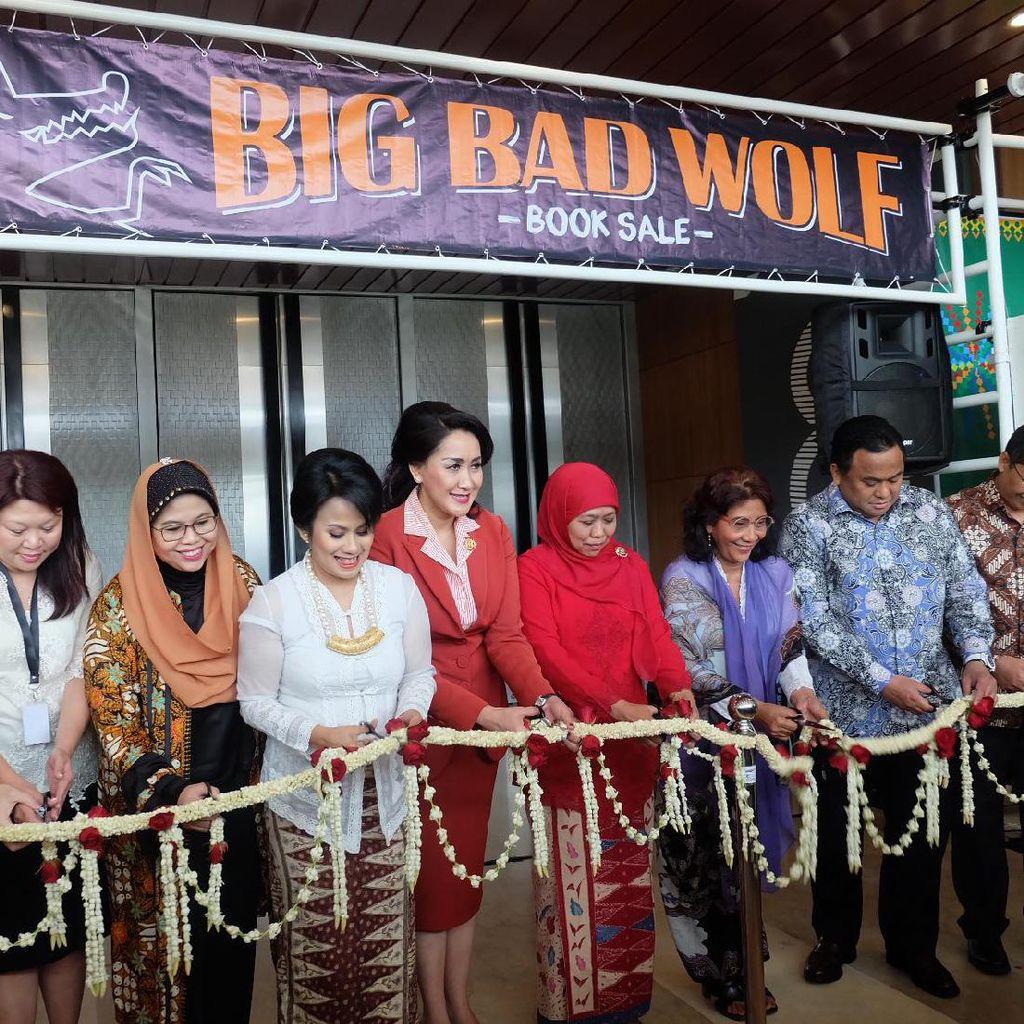 The Big Bad Wolf Book Sale 2017 Resmi Dibuka!