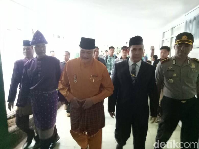 Simpati Gubernur Sumsel dan Wali Kota untuk Korban Penembakan