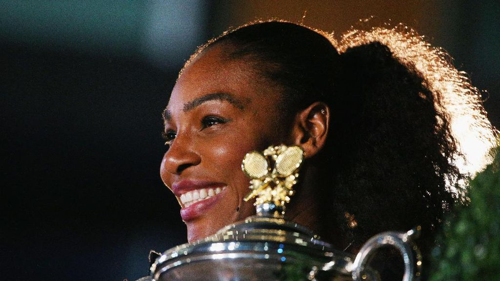 Its a Girl! Serena Williams Sambut Kelahiran Anak Pertama