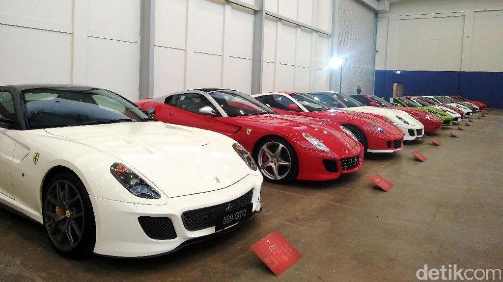 Mau Beli Ferrari dengan Cara Kredit? Bisa