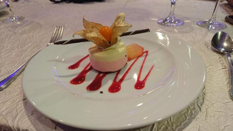 Dessert gala diner cruise SS Virgo (Masaul/detikTravel)