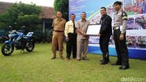 Suzuki Sumbang Motor dan Mesin untuk SMK