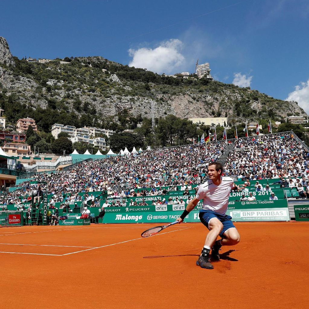 Murray & Nadal Lewati Ujian Pertama