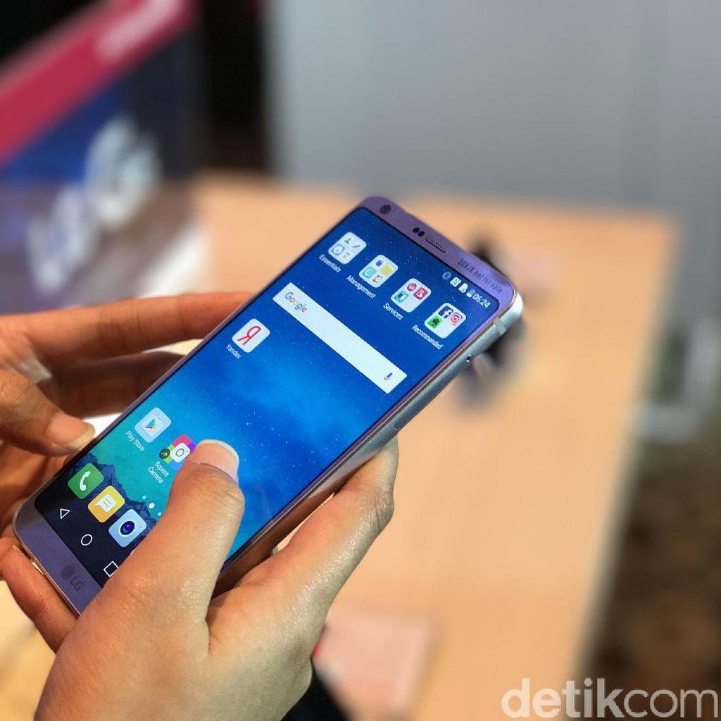 LG Siapkan G6 Mini?
