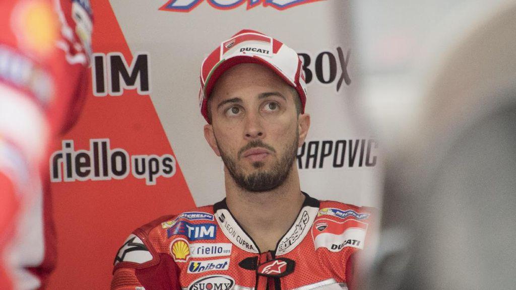 Dovizioso Sebut Ducati Harus Mulai Berpikir Jauh ke Depan