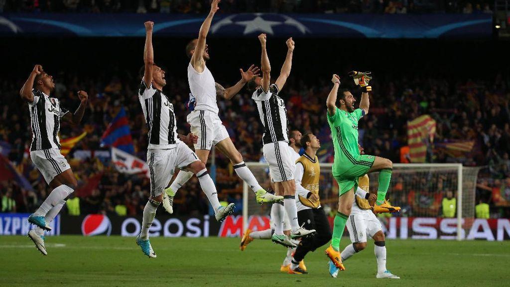 Del Piero Optimistis dengan Kans Juara Juventus di Liga Champions
