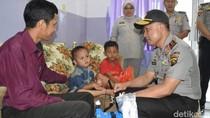Polda Sumsel Beri Trauma Healing Keluarga Korban Penembakan Polisi