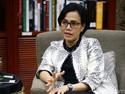 Di AS, Sri Mulyani Tanyakan Soal RI Masuk Daftar Pedagang Curang