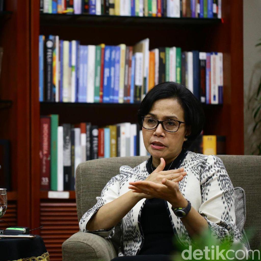 Sri Mulyani: Saya Belum Berpikir Ajukan RUU Redenominasi ke DPR