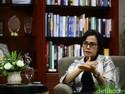 Sri Mulyani Ingin Perempuan Punya Kesempatan Sama di Dunia Kerja