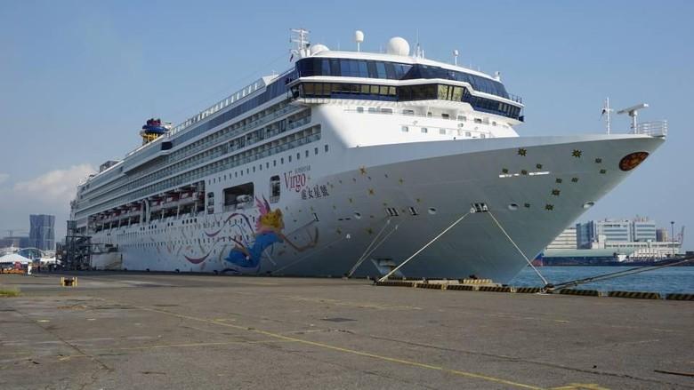 Cruise SS Virgo (Masaul/detikTravel)