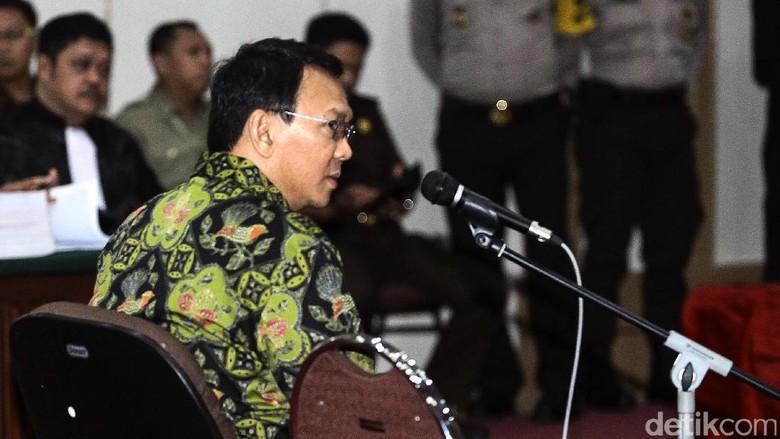 Dituntut Percobaan, Ahok Tetap Gubernur DKI Aktif sampai Oktober