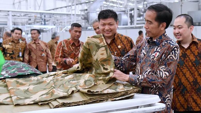Pabrik Baru Sritex Butuh 3.500 Karyawan