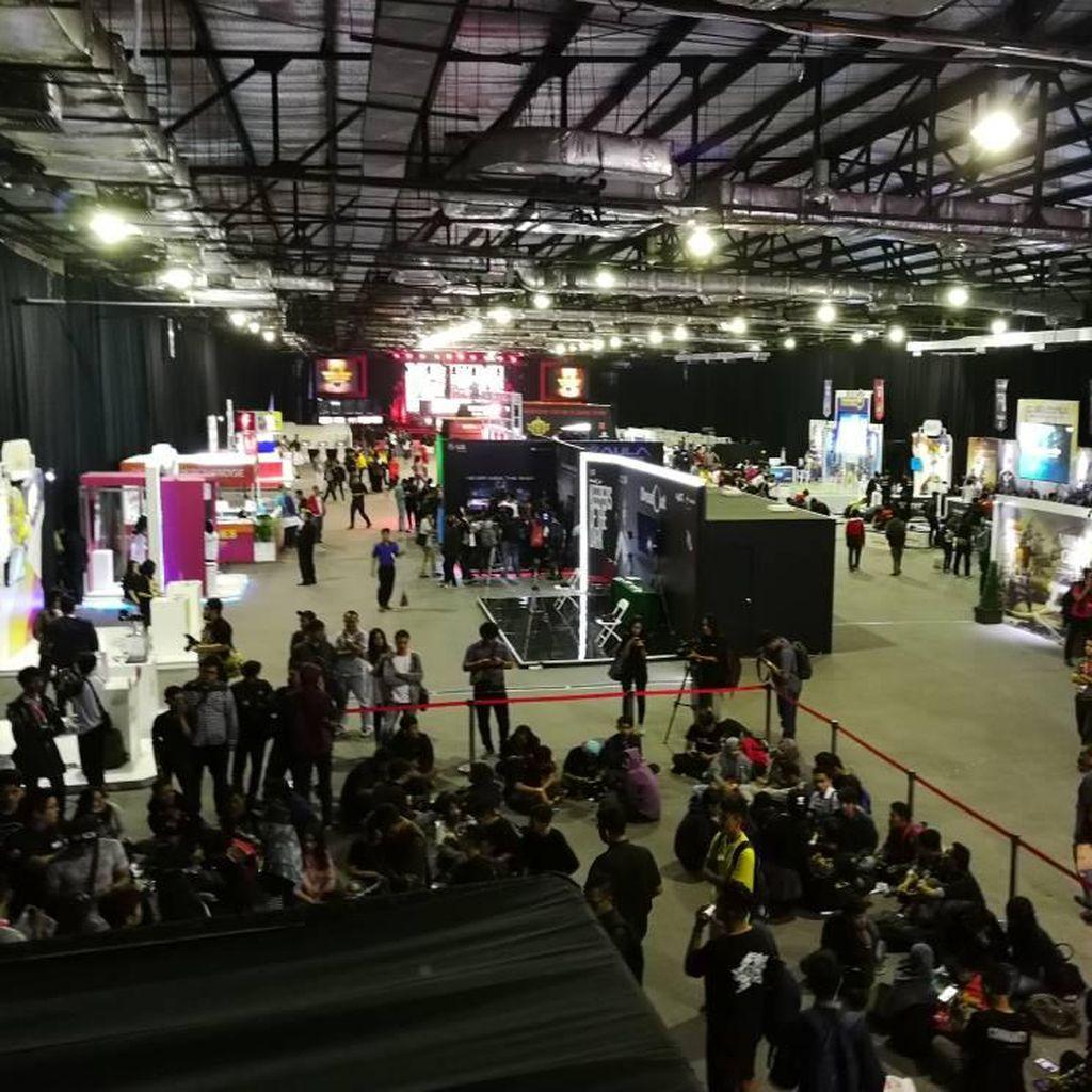 Indonesia Game Championship Jadi Ajang Silaturahmi Gamer
