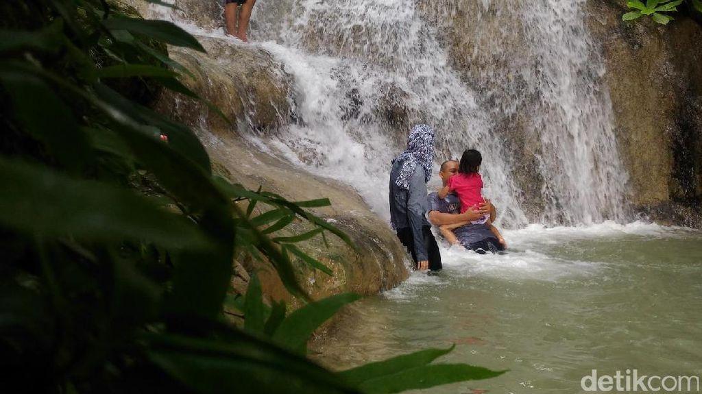 Kolam Renang Alami yang Lagi Hits di Bantul
