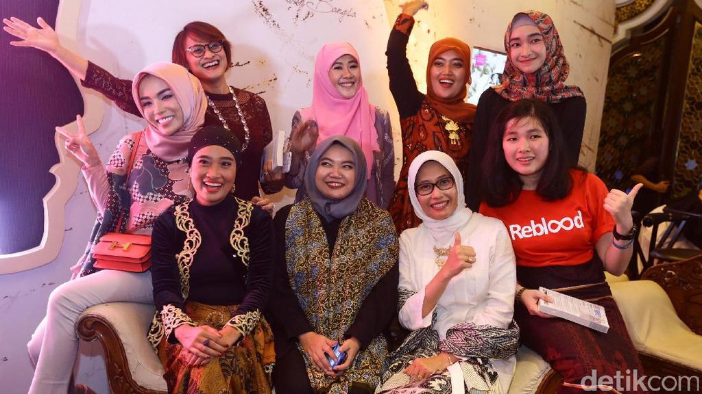 Saksikan Streaming Detikcom Womens Lounge: Kartini Masa Kini Siang Ini