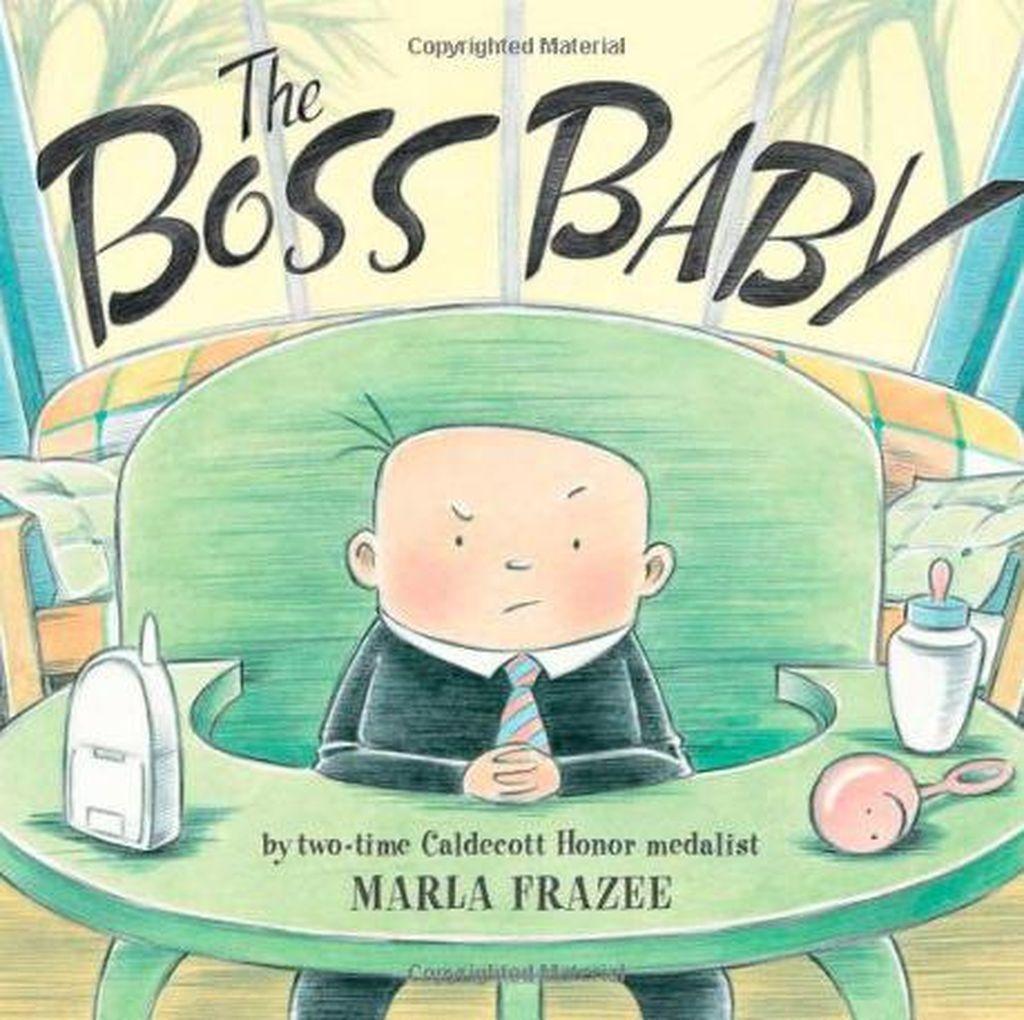 Cerita Marla Frazee tentang Inspirasi di Balik Buku The Boss Baby