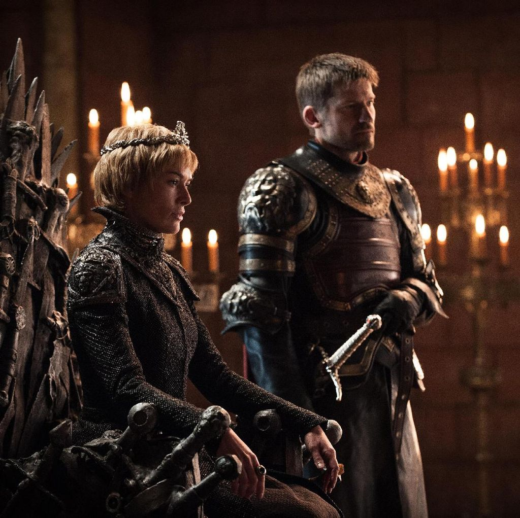 HBO Rilis Foto-foto Terbaru Game of Thrones Musim Ketujuh