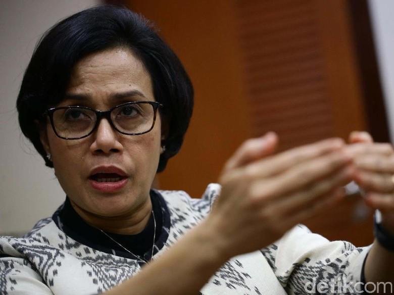 Cerita Sri Mulyani Soal Terbitnya Perppu Pajak Intip Rekening Bank