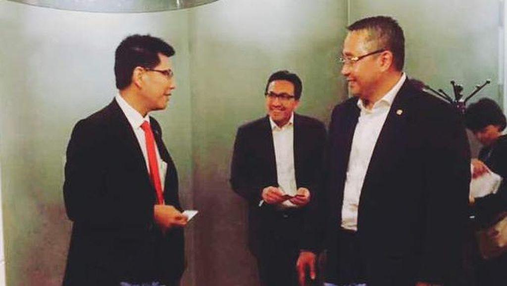 Mediator ke Pengusaha Malaysia, Mendes Harap Proyek Listrik Desa