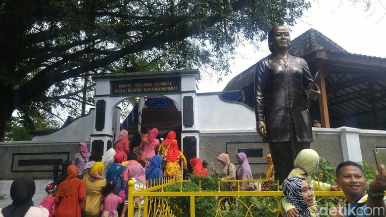Makam Kartini Resmi Jadi Destinasi Wisata Ziarah Nasional