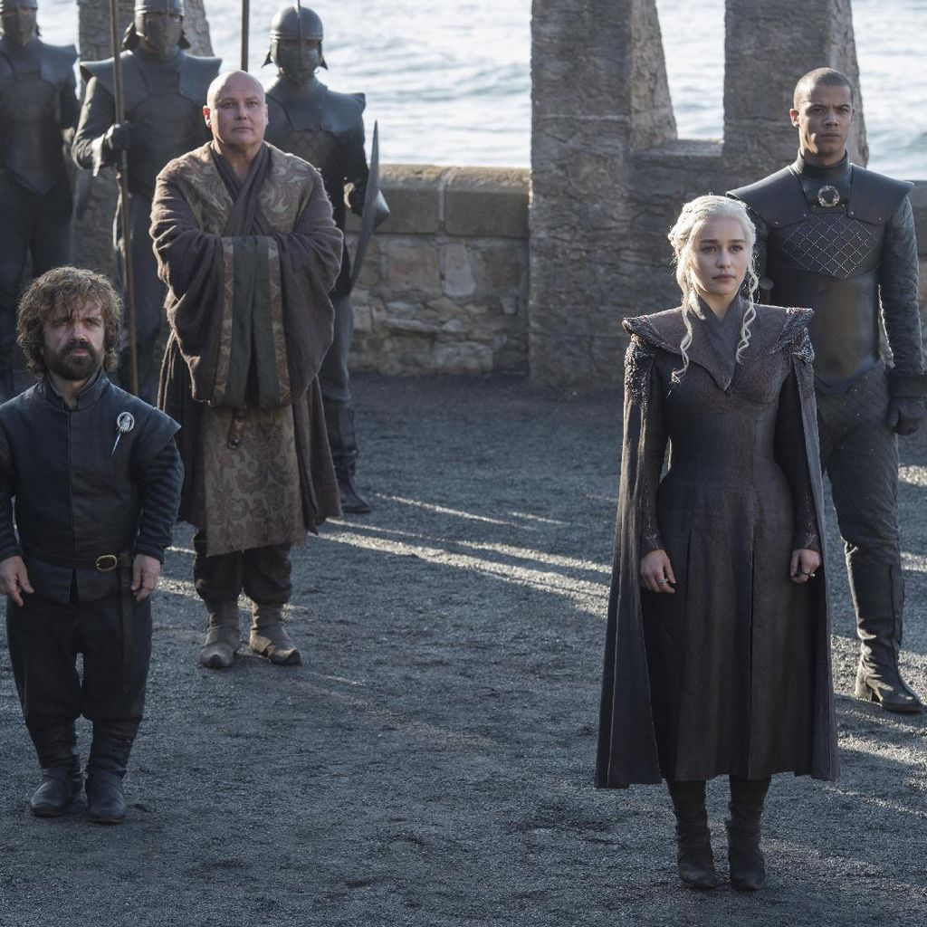 Wow! Para Aktor Game of Thrones Digaji Rp 34,5 M Per Episode