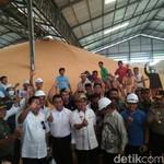 Cerita Mentan Dibujuk Rachmat Gobel Kunjungi Gorontalo