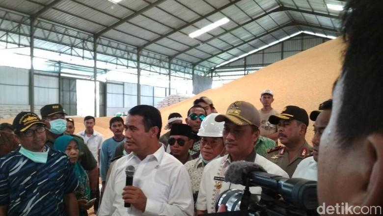 Cerita Mentan Diminta Gubernur dan Bupati di Gorontalo Ubah Aturan