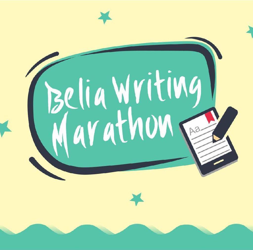 Bertepatan Hari Kartini, Belia Writing Marathon akan Tutup Akhir 11 Cerita