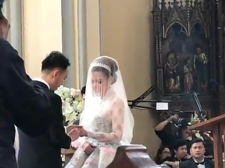Selamat, Olga Lydia dan Aris Utama Resmi Menikah
