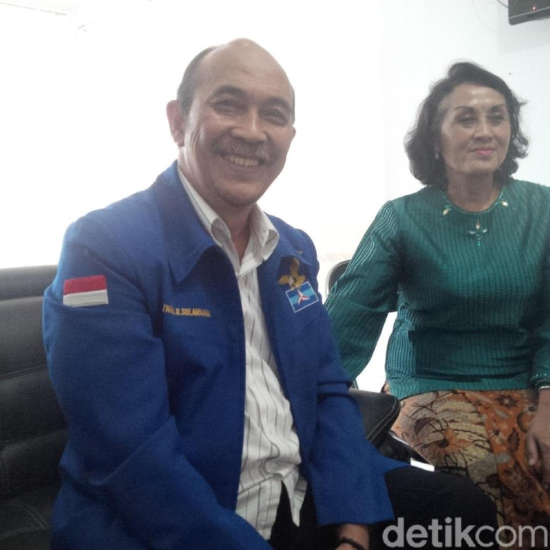 Pilgub Jabar 2018, Demokrat Siapkan Dede Yusuf dan Iwan Sulandjana