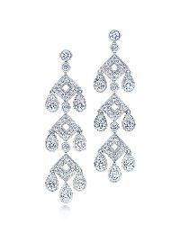 Bertabur Berlian dan Permata, Ini Tampilan Gaun Pengatin Rp 214 Miliar