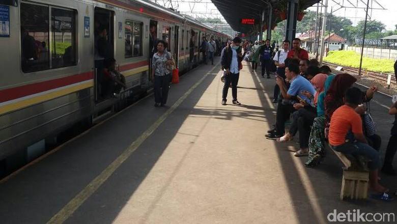 Mau Beli Rusun di Stasiun KRL, Gaji Tak Boleh di Atas Rp 7 Juta