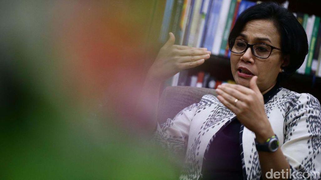 KPK Kaji Dugaan Korupsi Dana Sawit, Sri Mulyani: Silakan