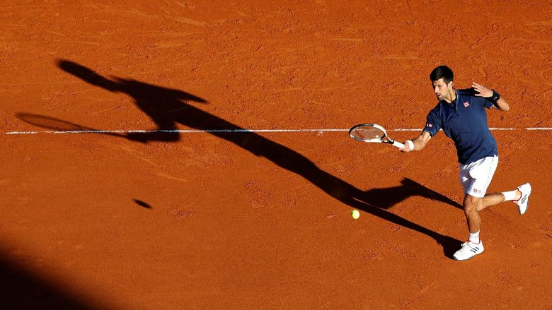 Djokovic Kerja Keras untuk Maju ke Perempatfinal