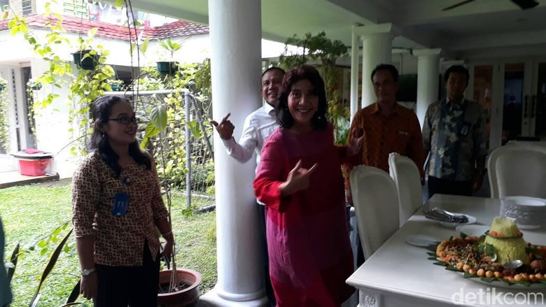 Dua Perayaan Susi di 21 April