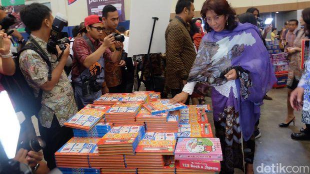 Libur Panjang, Saatnya Berburu Buku Murah di Big Bad Wolf Jakarta 2017