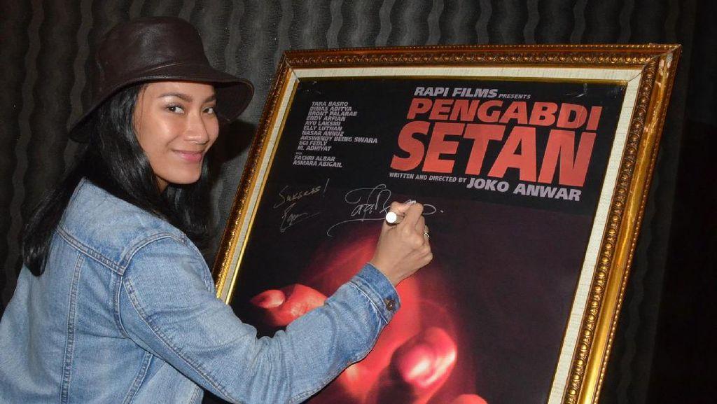 Tak Suka Horor, Tara Basro Penasaran Main di Remake 'Pengabdi Setan'