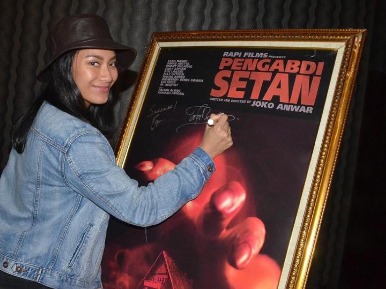 Tak Suka Horor, Tara Basro Penasaran Main di Remake Pengabdi Setan