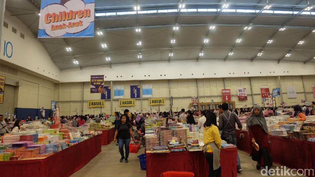 Buku Anak Paling Diminati di The Big Bad Wolf Jakarta 2017