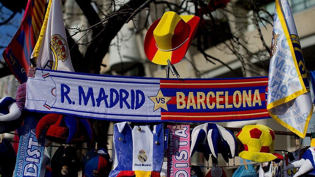 El Clasico, Kesempatan Barcelona Salip Madrid di Tikungan Akhir